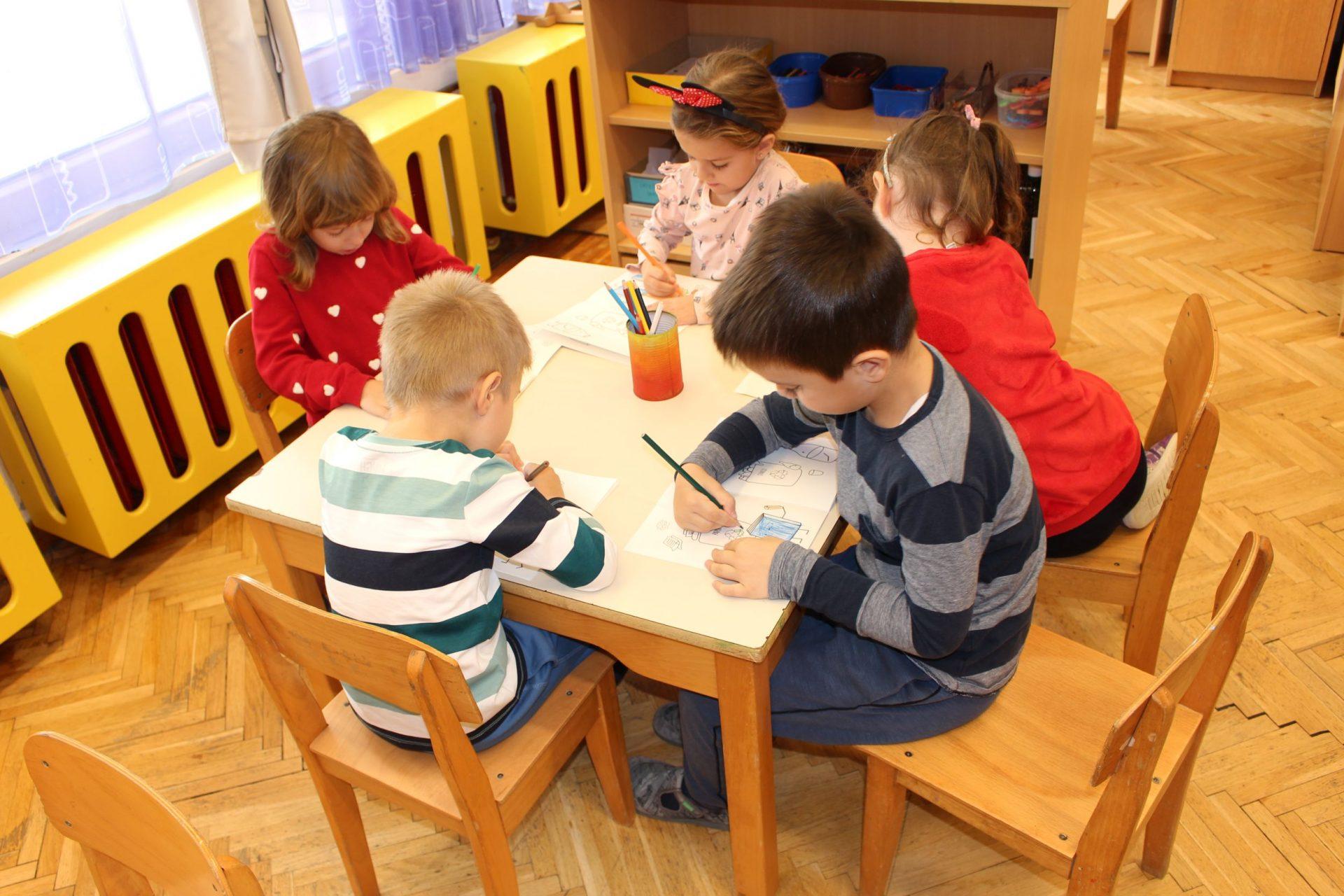 Vrbovečki mališani kroz igru uče o očuvanju okoliša